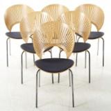 Nanna Ditzel, Fredericia Furniture, stolar 'Trinidad' (6)
