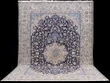 Oriental carpet, Nain 9La, 450x326 cm