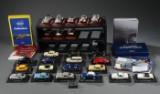 Atlas. Silver-Cars Collection, Volvo m.fl.. Samling biler. (31)