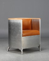 Mats Theselius, lounge chair, 'Theselius'
