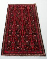 Hamedan Teppich, Persien, ca. 205 x 105 cm