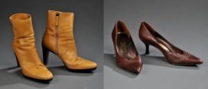 c7e16141eec Tods ankelstøvle str. 40 og Salvatore Ferragamo sko str. 9½