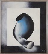 Johannes Olsson oljemålning