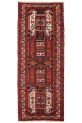 Persisk Sumak kelim,  295x115 cm.