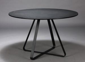 rundt spisebord Slutpris för Rundt spisebord til ude indebrug   rundt spisebord