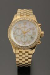 Alfex armbåndsur med chronograph.