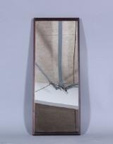 Aksel kjærsgaard. Spejl af palisander, 1960'erne