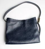 Rogani, handväska, skinn