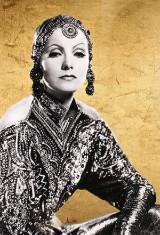 Fredrico de Albinini, blandteknik, Greta Garbo