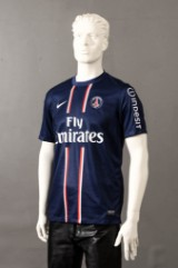 Signerad tröja Zlatan Ibrahimovic för PSG (Paris St Germain)