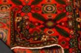 Koliai. Orientalsk håndknyttet løber, 295x100 cm.