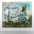 William Stern, Acrylic on canvas, '622'