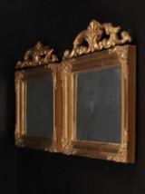 Ett par speglar, 1800-tal (2)