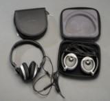 Bose, to sæt hovedtelefoner (2)