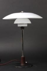 Poul Henningsen. Table lamp, PH 3½/2, 1930/40s