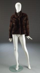 Kopenhagen Fur. Kort jakke af mink, str. 36