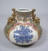 Orientalsk vase