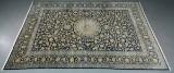 Persisk Keshan tæppe, 380 x 275 cm