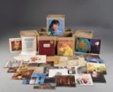 Stor samling LP plader, Rock og Pop, ca. 500 stk. (7)