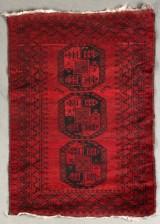 Afghanischer Teppich