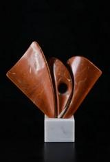 Antonio Pasquini. Skulptur