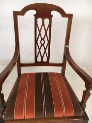 englische essgruppe f r 6 personen 7. Black Bedroom Furniture Sets. Home Design Ideas