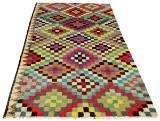 Handknuten persisk matta, Harsin-Kelim 293 x 157 cm