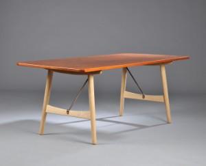 børge mogensen bord Slutpris för Børge Mogensen. Spisebord model 281 børge mogensen bord