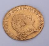 Frederik V, kurant dukat 1761 VH - Sieg 21.3, H. 22C