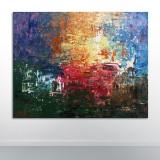 William Stern, acrylic on canvas, '595'
