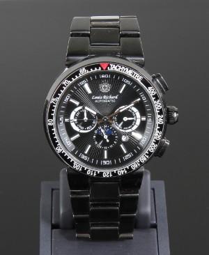 Nye og brugte herreure - Rolex, Cartier, Omega, Breitling - Louis Richard herrearmbåndsur af ...