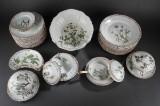 B&G service, porcelæn. Privat dekoreret (35)