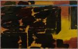 Laris Strunke oljemålning