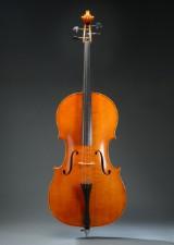 Ernst Heinrich Roth. Cello, model 72