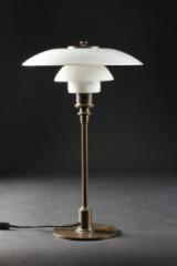 Poul Henningsen for Louis Poulsen, TrePH table lamp, anniversary model