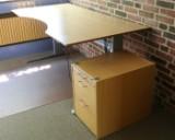 To hæve- sænkeborde samt to skuffemoduler, danske møbelproducenter (4)