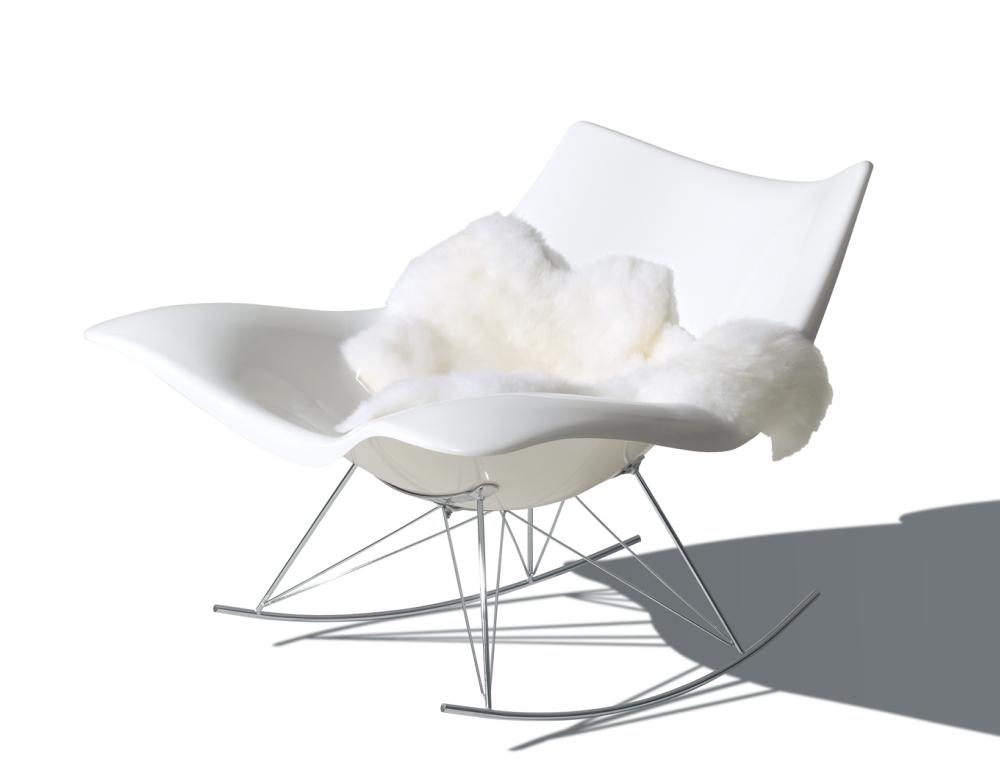 Thomas Pedersen. Rocking chair, model Stingray |