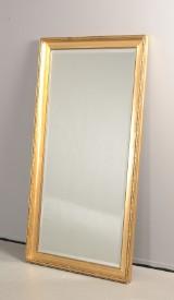 Spejl i forgyldt ramme, 1900-tallet