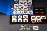 Samling af danske mønter