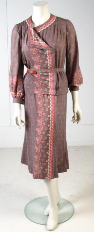 45116eadedab Ingeborg Skjerns kjole fra serien Matador