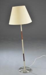 Standerlampe af palisander