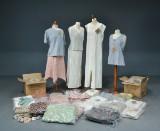 Ca. 258 dele damebeklædning, sko og accesories fra Earth Collection