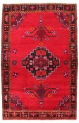 Persisk handknuten matta Lori, 220x145 cm