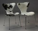 Arne Jacobsen. 7'er stole, model 3107, nybetrukket (2)