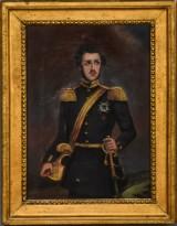 F.W. Ahlstrand, 1800-tal. Olja på duk.