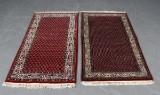 Indisk Sarabend, 74 x 139 / 72 x 141 cm (2)