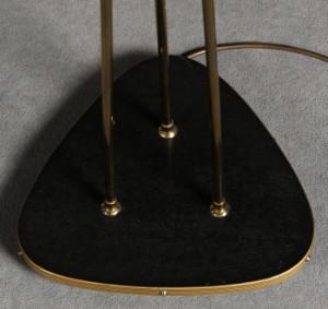 stehlampe brauner lampenschirm. Black Bedroom Furniture Sets. Home Design Ideas