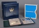 Nordfrim. Kongelige danske jubilæumsmønter & HM Dronning Margrethe 60 år mønter & frimærker (2)