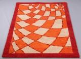 Kilroy Collection, moderne designtæppe, 200 x 140 cm.