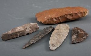 Danmarks oldtid stenalderen